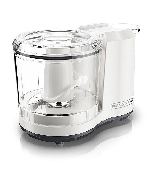 Black & Decker 1.5-Cup One-Touch Chopper & Reviews - Small Appliances 搅拌机优惠