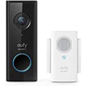 eufy Security 无线智能视频门铃套装