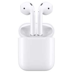 $5 Costco Shop Card IncloudedApple AirPods Wireless Headphones with Charging Case - Latest Model