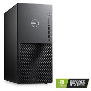 Dell XPS 台式机 (i5-10400, 1660Ti, 16GB, 256GB+1TB)
