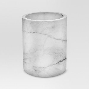 Large Marble Utensil Holder - Threshold™ : Target