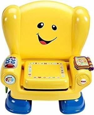 Amazon.com: Fisher-Price Laugh & Learn Smart Stages Chair: Toys & Games