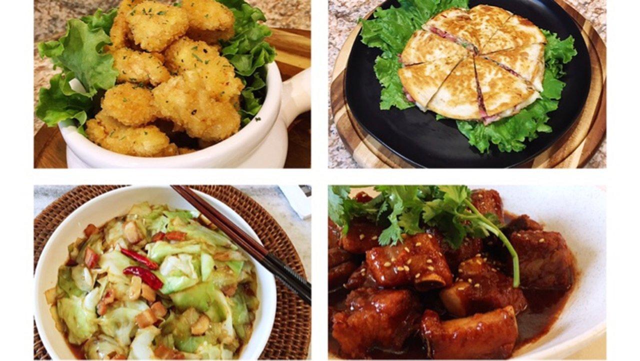 轻松上手   四道既美味又简单的家常小菜
