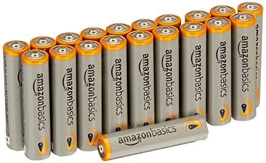 AAA 7号电池,20节装