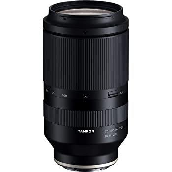Tamron 70-180mm F/2.8 Di III VXD Sony E 镜头