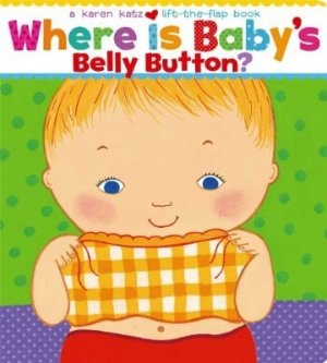 $4.19Where Is Baby's Belly Button? A Lift-the-Flap Board book