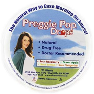Amazon.com: Three Lollies Value Preggie Pop Drops Assorted for Morning Sickness Relief, 48 Count: Health & Personal Care