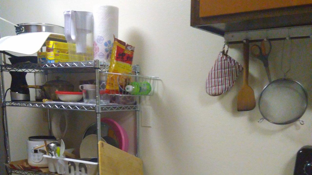 我的厨房我做主(厨房爱用物及厨房收纳)