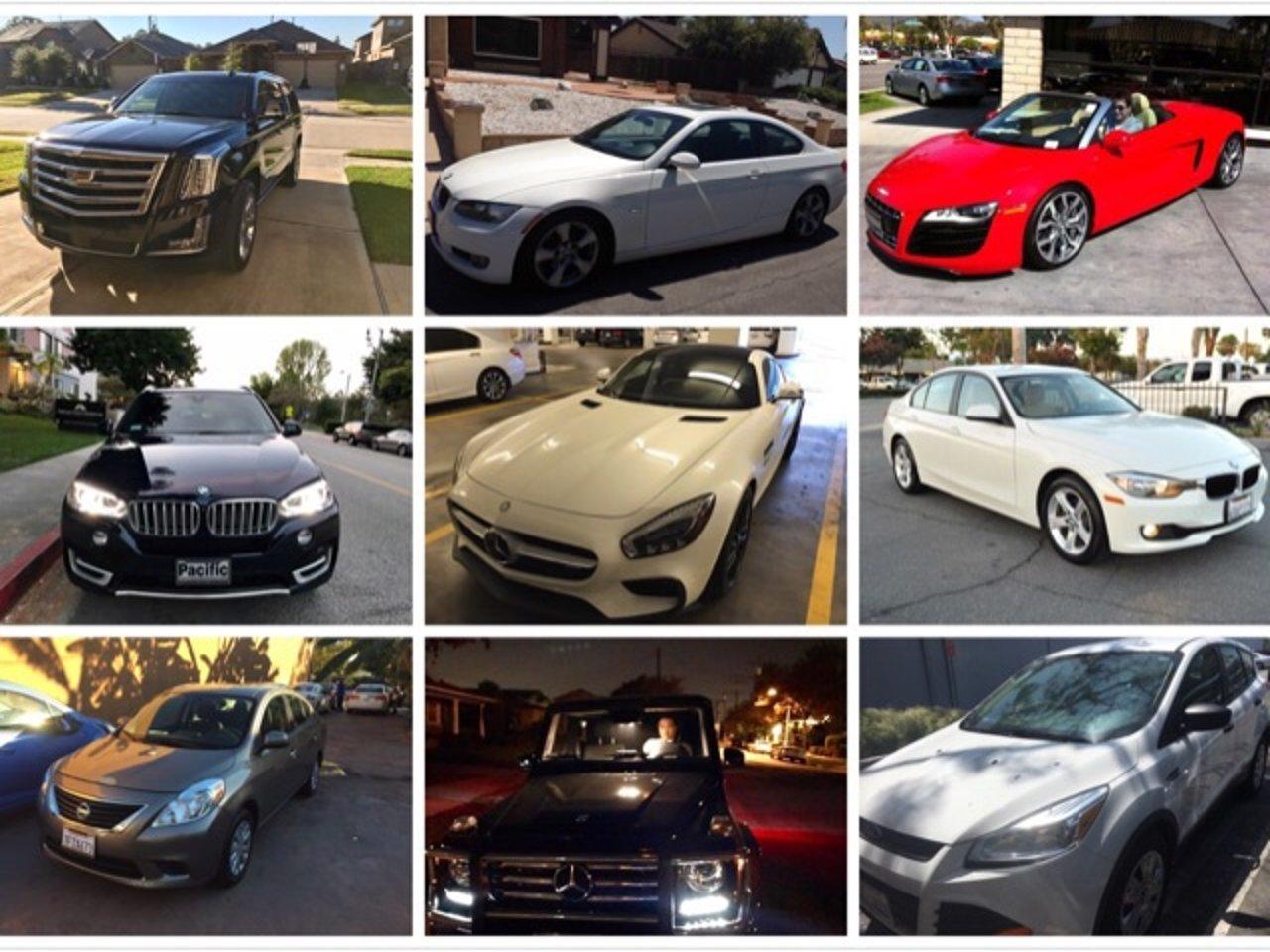 「买车流水账」来美7年 买车10辆