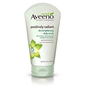 Amazon Aveeno Daily Facial Scrub Sale