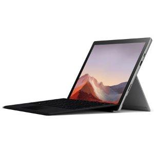 Surface Pro 7 套装 (i5, 8GB, 128GB, 键盘套)