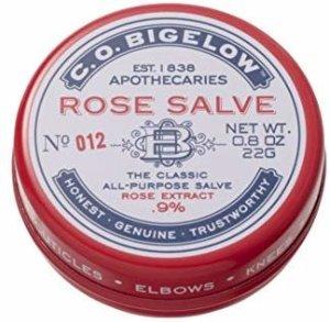 Amazon.com : C.O. Bigelow Rose Salve 22g/0.8oz : Beauty