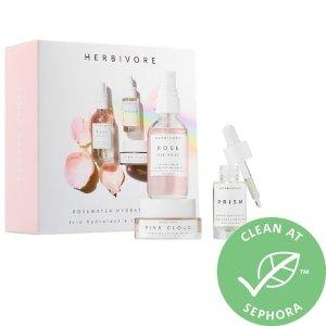 Rosewater Hydration Trio - Herbivore | Sephora