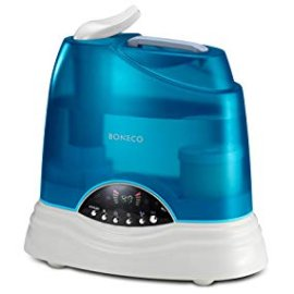Amazon.com: BONECO Warm or Cool Mist Ultrasonic Humidifier 7135: Home & Kitchen