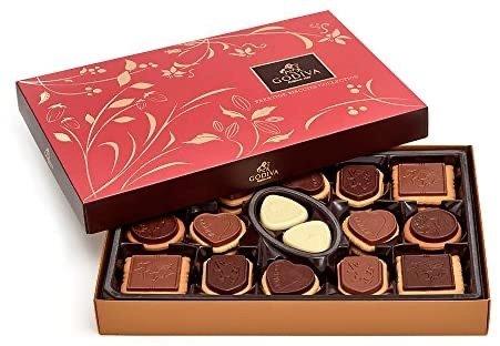 巧克力饼干礼盒