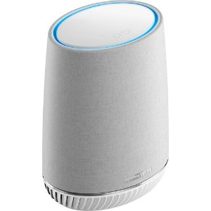 NETGEAR Orbi Voice Smart Speaker & WiFi Mesh Extender with Amazon Alexa Built-in (RBS40V)