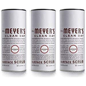 Amazon.com: Mrs. Meyer's Surface Scrub, Lavender, 11 Ounce: Health & Personal Care