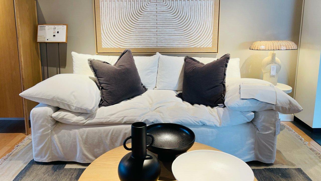 北美家居软装|适合小户型的沙发✨Crate&Barrel测评/价格合集