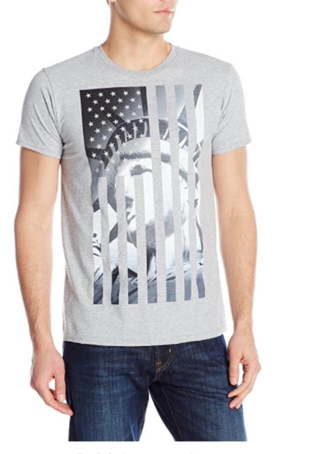 Hanes 男士T恤Men's Graphic T-Shirt - Americana Collection | Amazon.com
