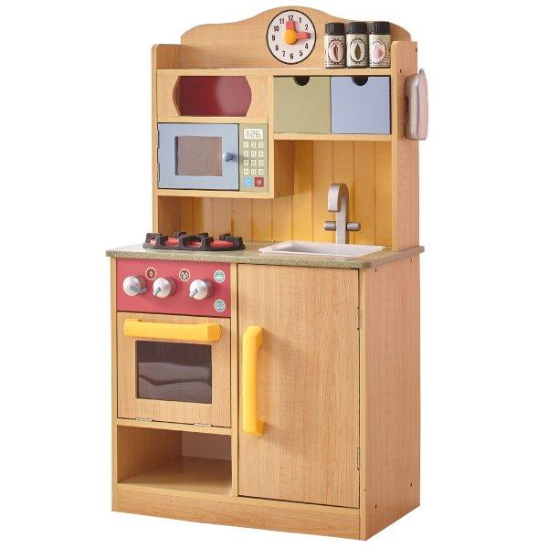 清新风格小厨房玩具