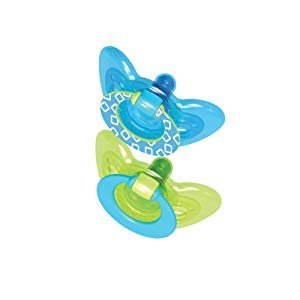 Amazon.com : The First Years Gumdrop Infant Pacifier - 6-18 Months : Baby