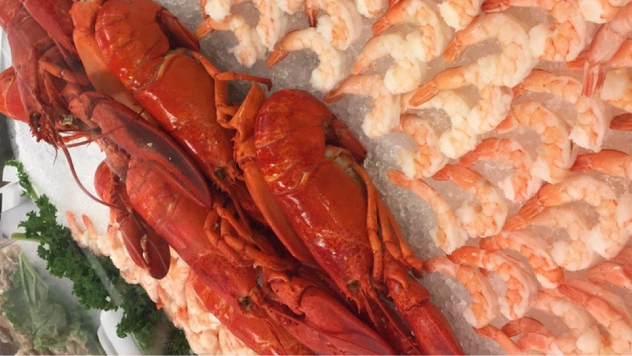 带你玩转美国超市里的海鲜