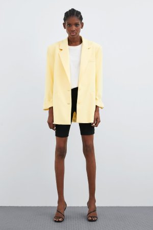 OVERSIZED BLAZER-JOIN LIFE-WOMAN-CORNER SHOPS | ZARA United States
