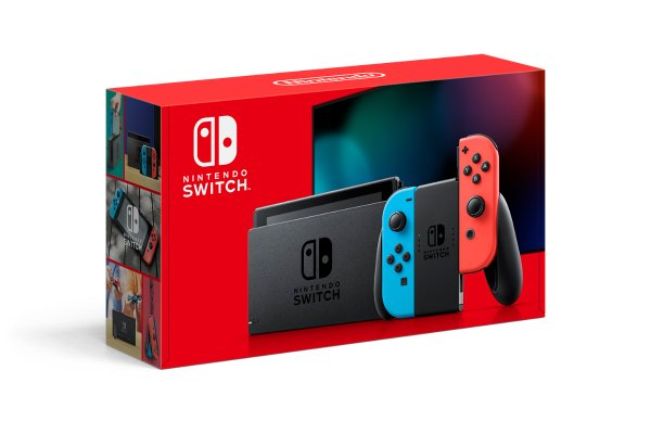 Nintendo Switch 全新续航增强版