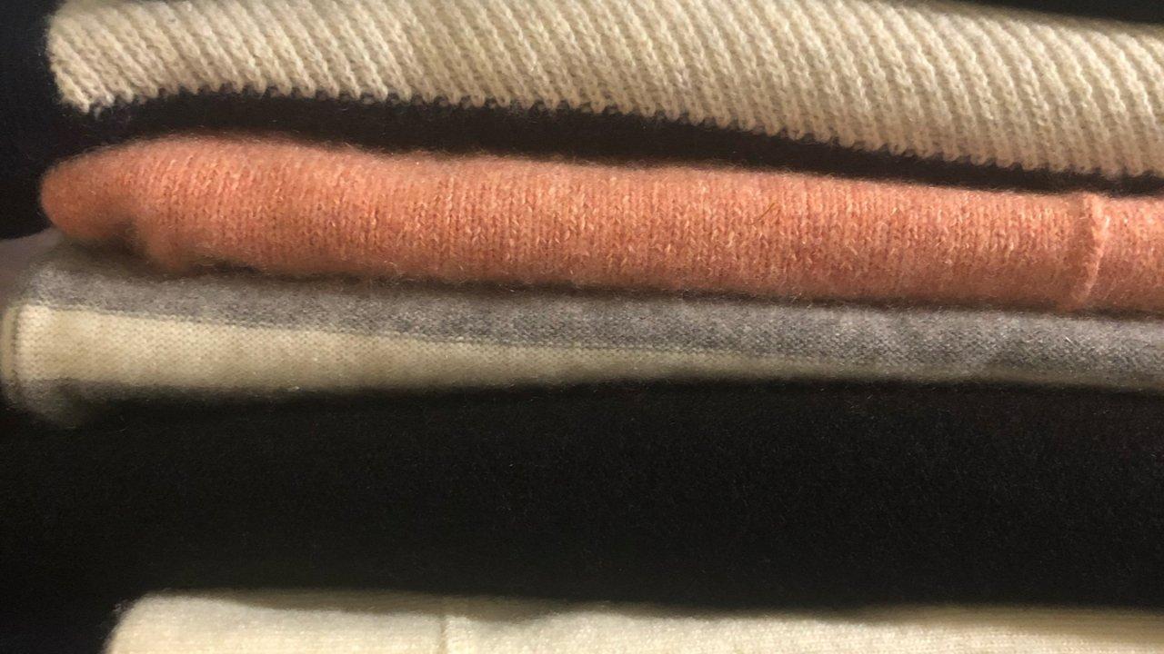 那些年我买过的羊绒衫合集