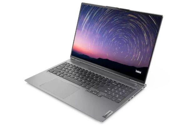 ThinkBook 16p 笔记本 (R5 5600H, 3060, 2K, 16GB, 512GB)