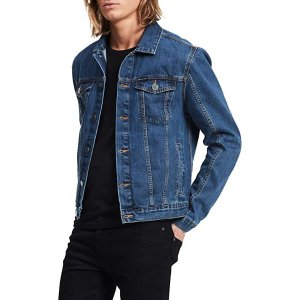 $29.99Calvin Klein Jeans Denim Jacket Sale