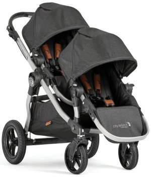 Baby Jogger City Select Double Stroller - Anniversary Edition