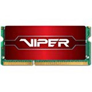 Patriot Viper Series DDR4 16GB(1x16GB)2400MHz 笔记本内存条