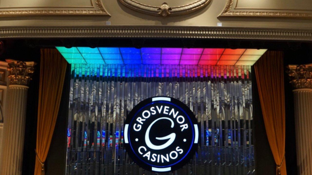 伦敦Grosvenor Casino | 好玩又好吃的Casino