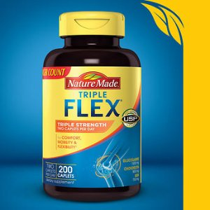 Nature Made TripleFlex Triple Strength, 200 Caplets