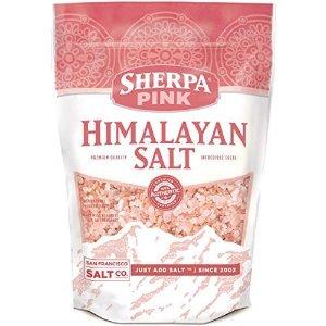 Sherpa 喜马拉雅粉盐 超细研磨 5磅