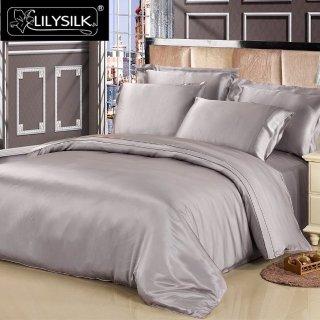 LILY SILK真丝床品|柔软而柔滑的丝绸触感,完美演绎丝绸之美,缔造完美梦乡