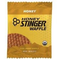 Honey Stinger 蜂蜜夹心有机华夫饼 1.06oz 16片