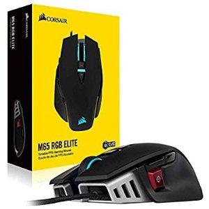 CORSAIR M65 ELITE RGB FPS Gaming Mouse