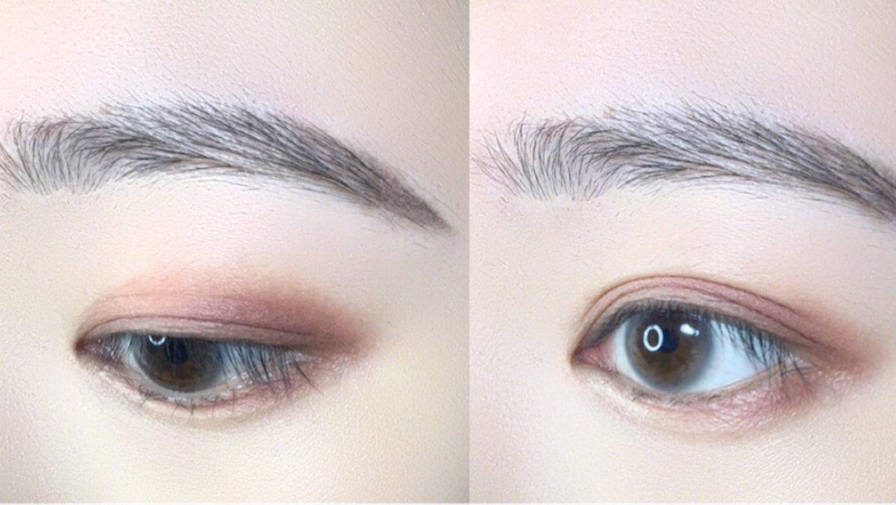 【新手/懒人/手残党必看】保姆级眼部化妆刷用法➕懒人/手残星人一学就会的眼影教程