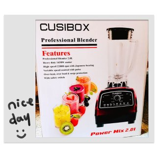 关于破壁机的那些事儿|Tobox Cusibox脉冲破壁机测评