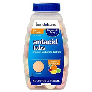 Amazon.com: TUMS Antacid Chewable Tablets for Heartburn Relief, Extra Strength, Assorted Fruit, 330 Tablets: Health & Personal Care