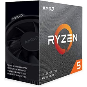 AMD RYZEN 5 3600 6-Core AM4 Processor
