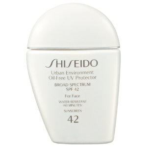 Urban Environment Oil-Free UV Protector Broad Spectrum Face Sunscreen SPF 42 - Shiseido | Sephora