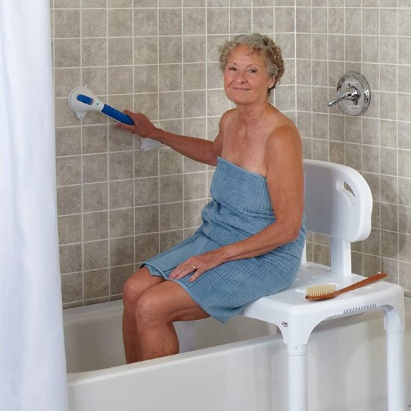 """Carex 12"""" 洗浴安全扶手"""