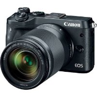 Canon EOS M6 APS-C 无反相机 + 18-150mm 镜头