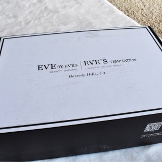 Eve's temptation 内衣测评/平胸秒变C cup