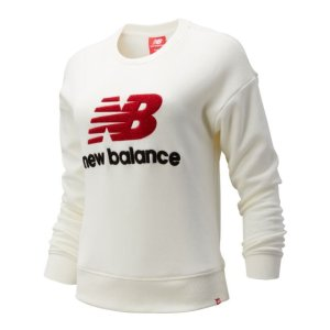 $20.99(原价$69.99)+包邮限今天:Joe's New Balance Outlet 好价收女款圆领Logo卫衣