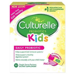 Amazon.com: Culturelle Kids Chewables Daily Probiotic Formula, One Per Day Dietary Supplement, Contains 100% Naturally Sourced Lactobacillus GG –The Most Clinically Studied Probiotic†, 30 Count(Package may vary): Health & Personal Care