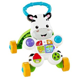 $10.39Fisher-Price Learn with Me Zebra Walker